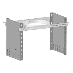 Kit rehausse de collier support plancher