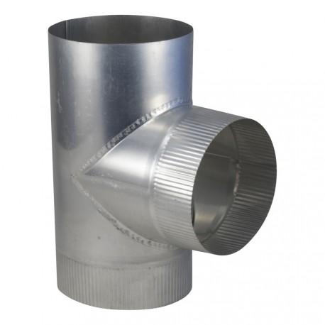 Té 90° aluminium