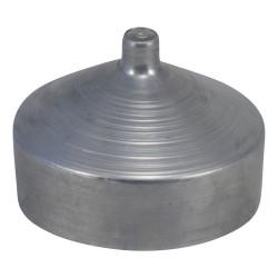 Purge aluminium