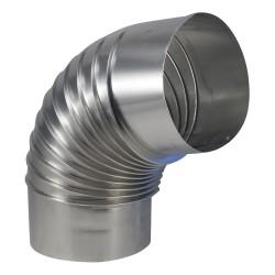 Coude aluminium