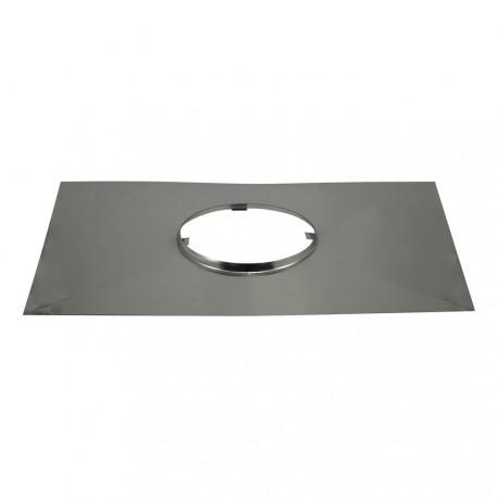 Plaque d'étanchéité 350 x 500mm inox rigide / flexible