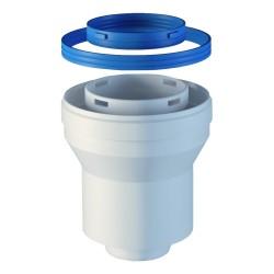 Augmentation coaxial condensation