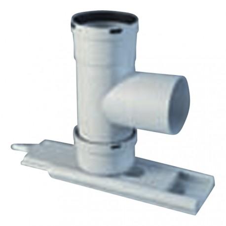 Té mono-tube condensation