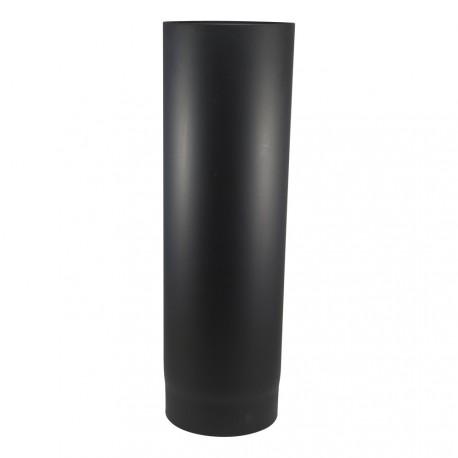 Tuyau acier 2mm noir